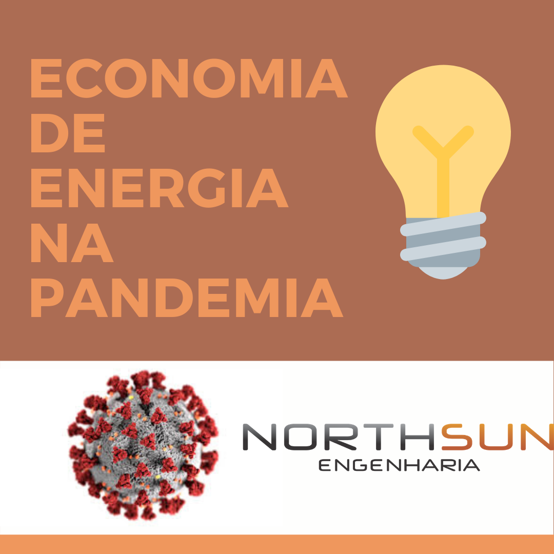 Economizar energia durante pandemia