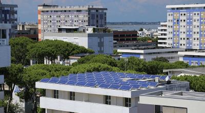 Energia Solar em Prédio